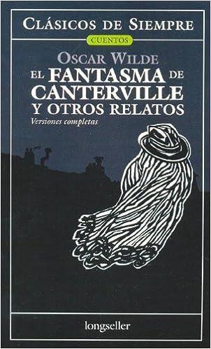 Gratis nedlasting elektroniske bøker pdf Fantasma de Canterville / Canterville Ghost (Clasicos De Siempre) (Spanish Edition) PDF