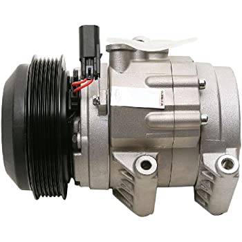 Delphi CS20035 New Air Conditioning Compressor