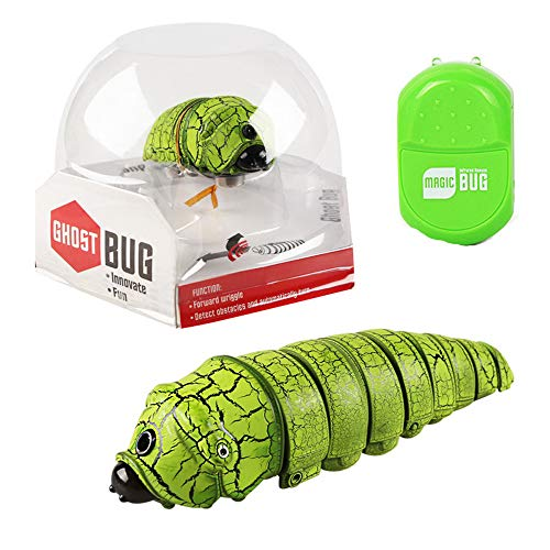 Cockroach Size Chart (RC Toys,Chartsea Gift for Kids Family Cats Dogs Remote Control Insect Caterpillar for Prank for Trick)