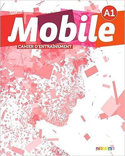 En ligne Mobile 1 niv. A1 - Cahier epub pdf