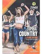 Zumba Country Dance Fitness Music Workout DVD
