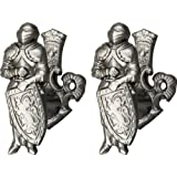 China Made 203311 Armour Gun and Sword Holder with Cast Metal Construction