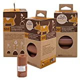 HappyDoggy Bolsa certificada Biodegradable para heces de Mascota