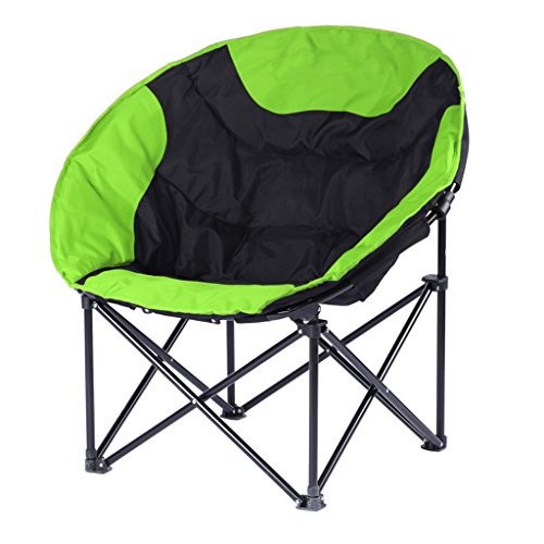 YXYH Folding Chair Circular Portable Recliners Lunch Break Outdoor Fishing Stool Apply To Camping/Tourism/ Barbecue Wait