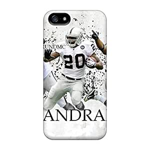 Defender Case For Iphone 4/4s, Oakland Raiders Pattern