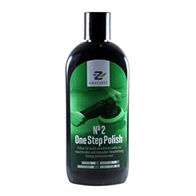 nextzett 93110515 No. 2 One Step Paint Polish - 8.5 fl. oz.: Automotive