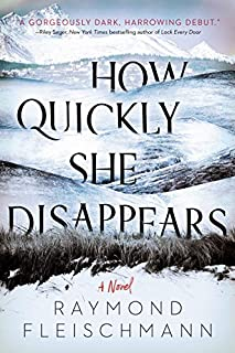 Book Cover: How Quickly She Disappears