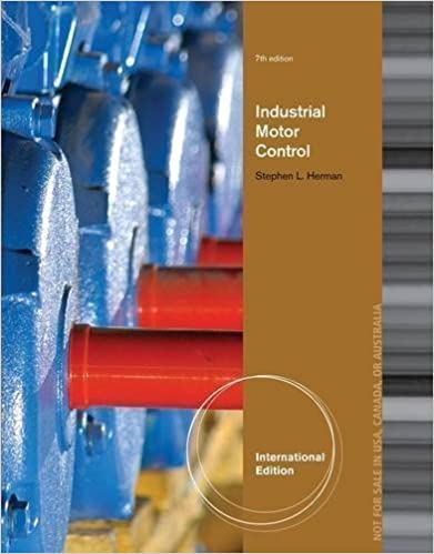 Industrial Motor Control International of Edition by Herman, Stephen L. published by Delmar Cengage Learning (2013)