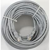 50ft Cat5 Gray Patch Cord Molded