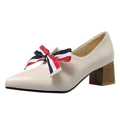 Chaussures et Sacs Lydee Femmes Mode Pumps Kitten Heels Escarpins