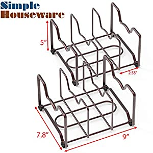 2 Pack - Pantry Rack