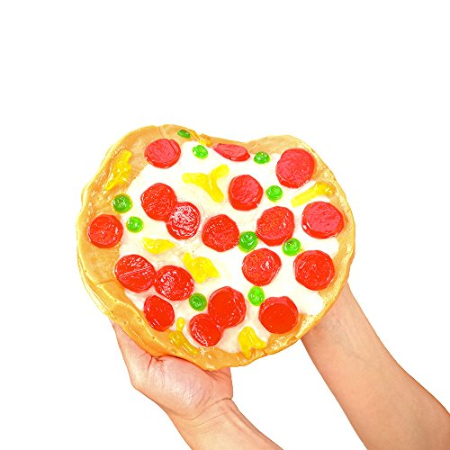 Giant Gummy Pizza ()