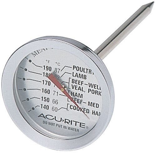 Acu Rite 00680 Kitchen Essentials Thermometer