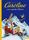 Caroline aux sports d'hiver par Probst