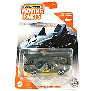 Matchbox Moving Parts Lamborghini-Centenario