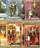 McFarlane Toys, KISS Creatures Bundle Set of 4 [Paul Stanley, Gene Simmons, Ace Frehley, and Eric Carr]