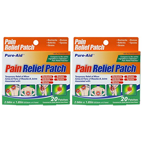 Hot Pain Relief Patch - 9