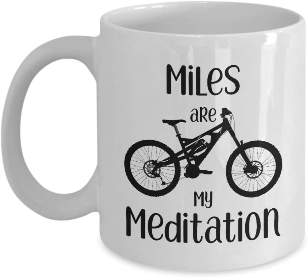 Bike Gift Bicycle Coffee Mug Tea Cup Birthday Christmas Present For Him Her Brother Sister Boyfriend Girlfriend Gifts For Cyclists Amazon Co Uk Kitchen Home