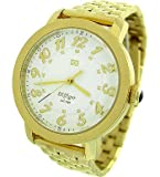 Tommy Hilfiger Oliva Gold-Tone Stainless Steel Ladies Watch 1781233