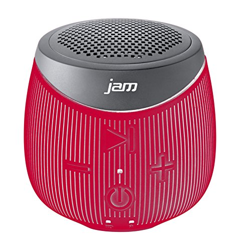 JAM HX-P370RD Doubledown Wireless Bluetooth Speaker Red