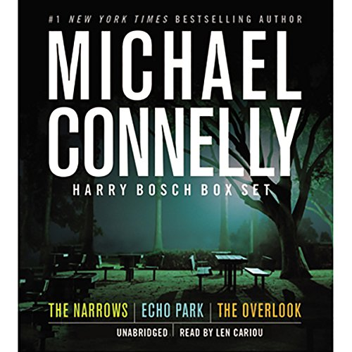 Harry Bosch Box Set: 'The Narrows', Echo Park', and 'The Overlook' Audiobook [Free Download by Trial] thumbnail