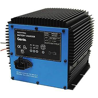 Amazon.com: Genie 105739 GT 24 V DC cargador de batería ...