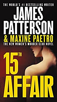 15th Affair Womens Murder Club ebook