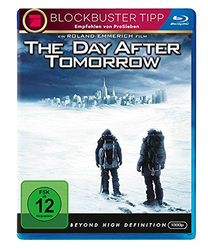 The Day After Tomorrow [Blu-ray] [Import (Day After Tomorrow Blu Ray)