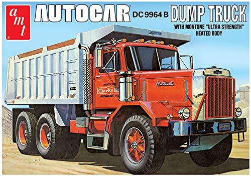 AMT Autocar Dump Truck Model Kit