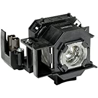 Amazing Lamps ELPLP33 / V13H010L33 Replacement Lamp in Housing for Epson Projectors