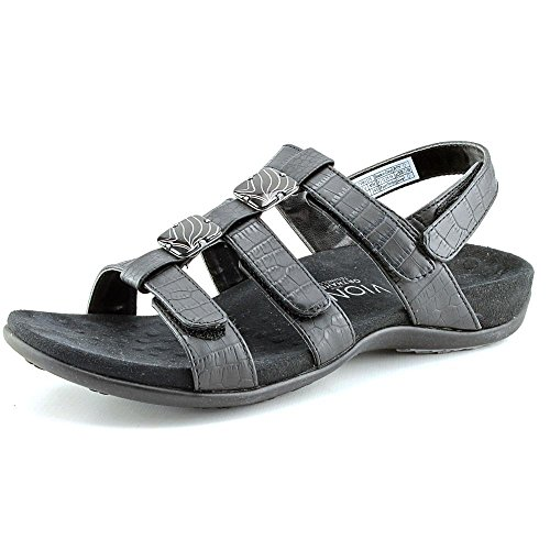 c9af4bbe9d1f Galleon - Vionic With Orthaheel Technology Women s Amber Sandal ...