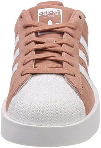 Metallic White gold 0 Superstar Running W ash footwear Rose Pink Femme Chaussures Adidas Bold De FOqPfa