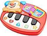 Best Fisher-Price Book For A One Year Olds - Fisher-Price Laugh & Learn Puppy's Piano Review