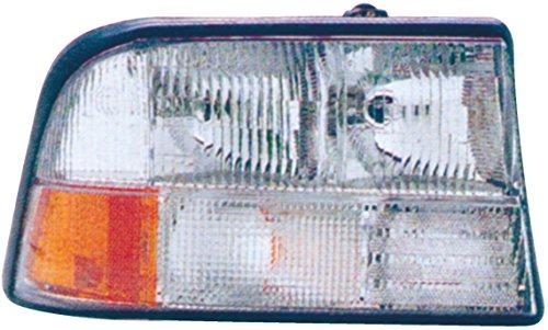 - Dorman 1590105 Passenger Side Headlight Assembly For Select GMC / Oldsmobile Models