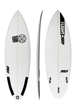 Light lsb045cp Tabla de Surf Mixta, LSB045CP, Blanco, Taille 54