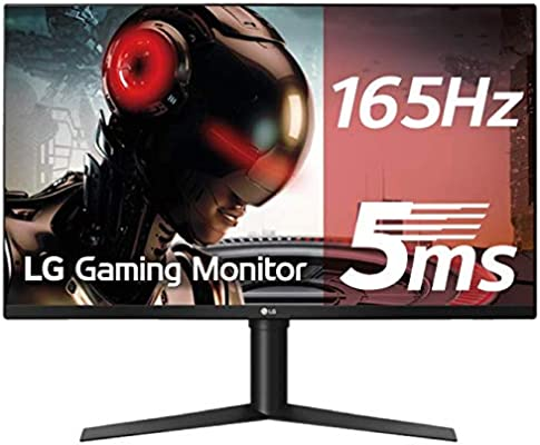 LG 32GK650G Gaming Monitor with 144Hz Refresh Rate and