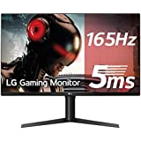LG 32GK650G Gaming Monitor with 144Hz Refresh Rate and NVIDIA Black Black 32 Inch