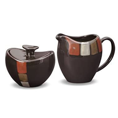 Pfaltzgraff Taos Sugar and Creamer Set