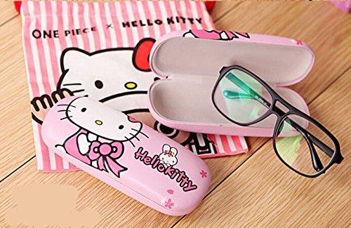 itty Bow Eye Glasses Box Case Holder ()