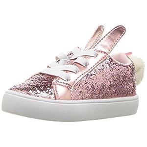 carter's Kids' Teresina Girl's Novelty Casual Glitter Sneaker