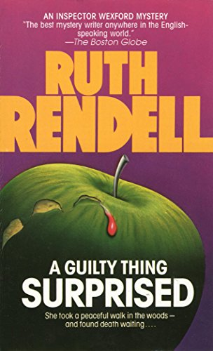 Guilty Thing Surprised (Inspector Wexford Book 5) cover