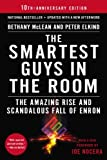 img - for The Smartest Guys in the Room: The Amazing Rise and Scandalous Fall of Enron by McLean, Bethany, Elkind, Peter(November 26, 2013) Paperback book / textbook / text book
