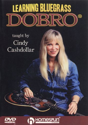 Learning Bluegrass Dobro® - DVD - TAB (Dvd Bluegrass Dobro)