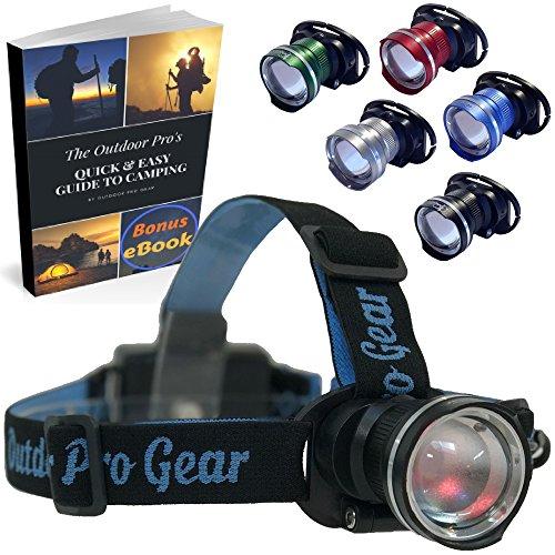 1000 lumen headlamp - 7