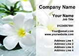 Beauty Salon Massage Treatment Spa Personalized Business Cards