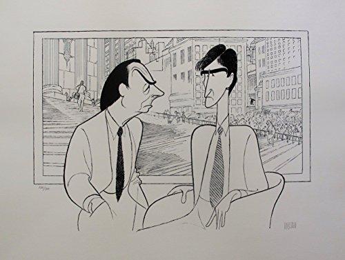 - Art by Al Hirschfeld