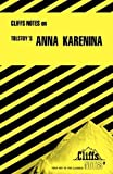 Anna Karenina (Cliffs Notes) 1st edition by Sturman, Marianne (1965) Paperback