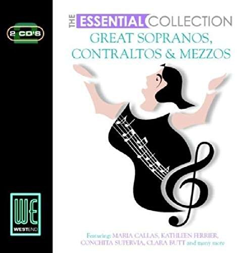 - The Essential Collection: Great Sopranos, Contraltos & Mezzos