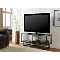 Tv Furniture Stand Home Entertainment Center, Also Works As a Living Room Coffee Table