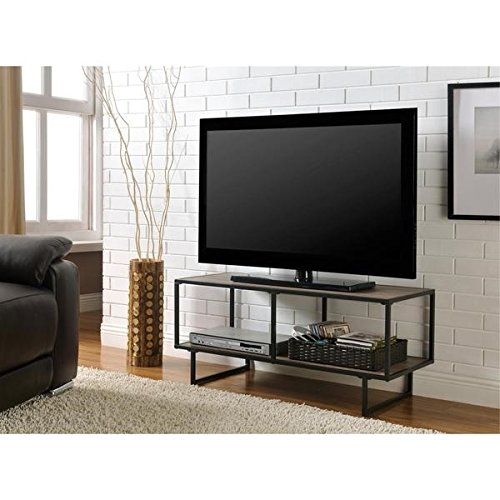 Tv Furniture Stand Home Entertainment Center, Also Works As a Living Room Coffee (Sonoma Corner Tv Stand)